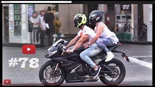 Motos esportivas acelerando em Curitiba #78
