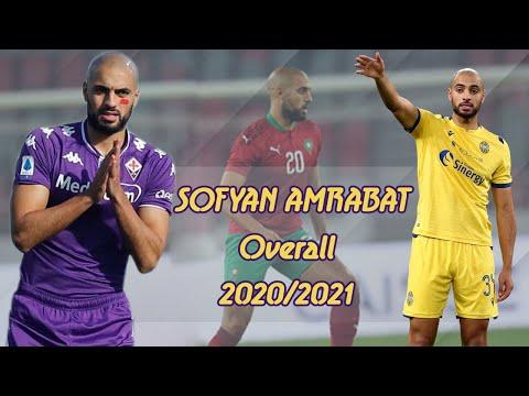 Sofyan Amrabat - Overall - 2020/2021 ᴴᴰ