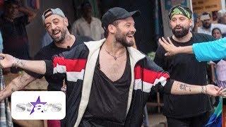Concurenții de la Asia Express, dans ca la Bollywood în stradă