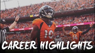 Emmanuel Sanders | Career Broncos Highlights | 2014-2019 | New San Francisco 49ers WR