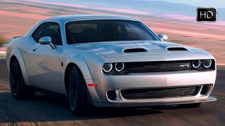 2019 Dodge Challenger SRT Hellcat Widebody Design Overview & Driving Footage HD