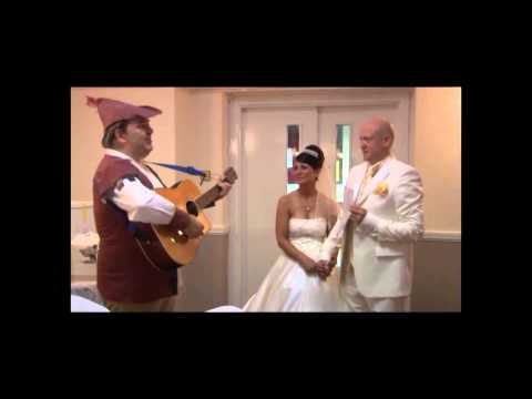 Groom's Message to the Bride in song