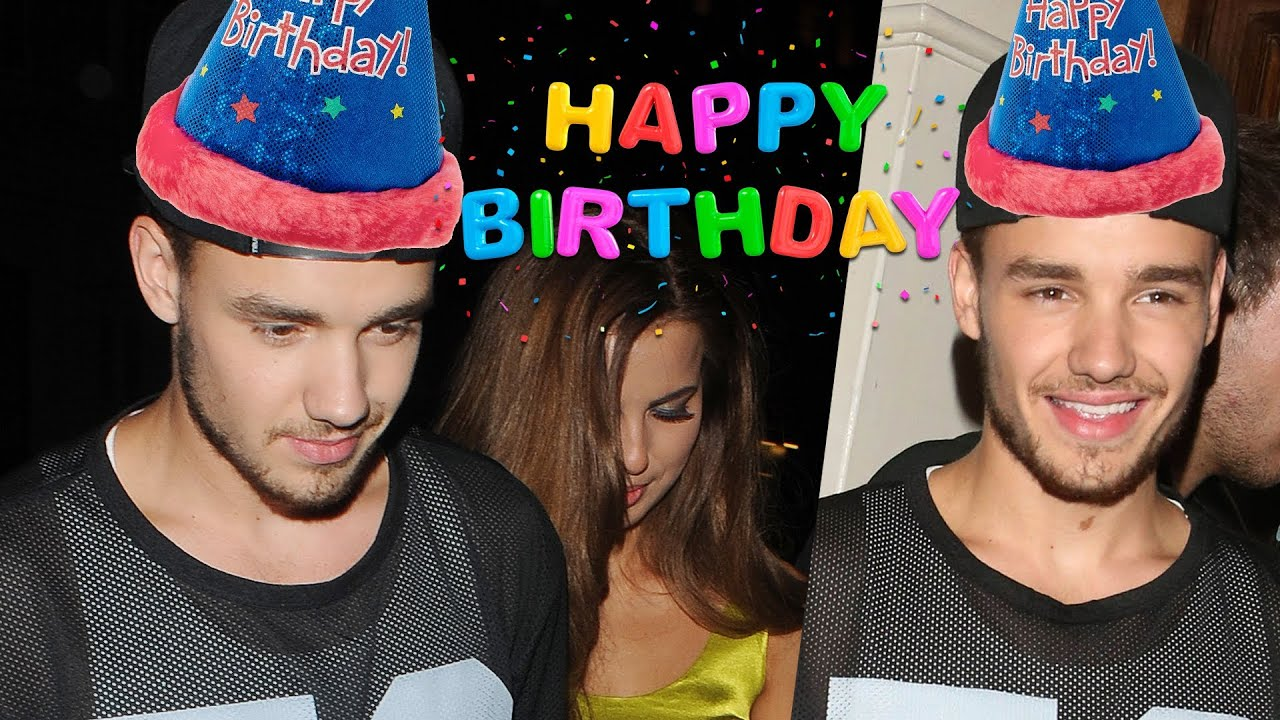 Liam Payne's 20th Birthday Party Details! - YouTube