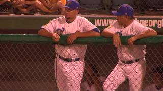 Wally Backman Plans His Postgame Tirade (641)