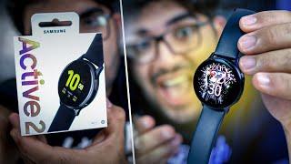 """Finalmente! O melhor e """"mais barato"""" Relógio inteligente ANDROID, para comprar no BRASIL! ACTIVE 2"""