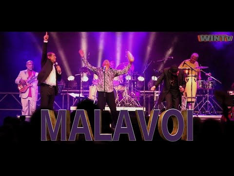 Concert - MALAVOI (Martinique) au Palais des sports du Gosier (Reportage Win Tv Mars 2013)
