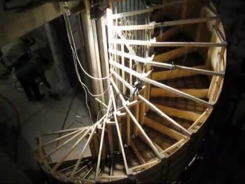Монолитная бетонная лестница своими руками: технология ...