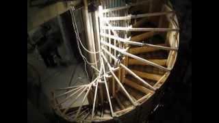 Деревянные лестницы на второй этаж: видео-инструкция как сделать своими руками, изготовление, устройство, виды, расчет, проекты, чертежи, фото и цена