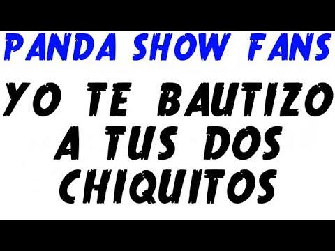 VETE A LA VERGA TE VAS IR CON LA CULERA ESA!! panda show