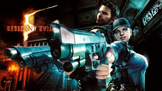 Resident Evil 5: Gold Edition (PC) - Lost in Nightmares Co-op Walkthrough / Pro Difficulty 185k