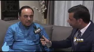 Subramanium talks about Hindu Sikhs brotherhood