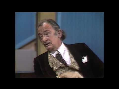Dali on the Cavett Show