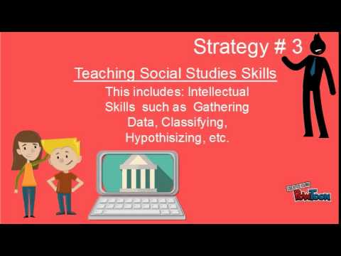 Powtoon Project Methods Of Teaching Social Studie Youtube