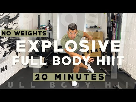PMA FITNESS || Faisal Full body 20 minute workout