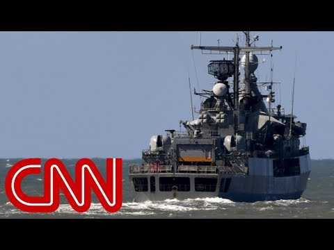 Search for the missing Argentine military...