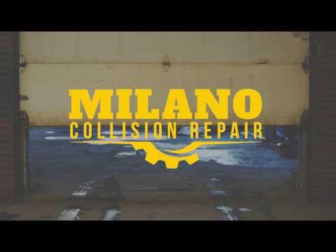 Milano Collision Repair #1 - Prod. by Captivate Creative Studios