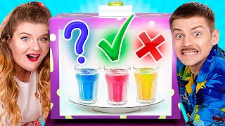 Can You Eat That? F๐od Challenge!