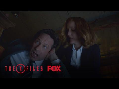 A Strange Noise Pains Mulder | Season 10 Ep. 2 | THE X-FILES