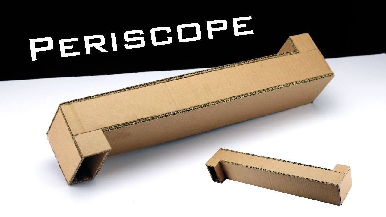 Make Periscope Cardboard