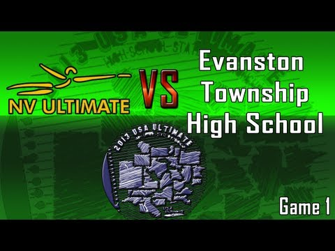 Illinois High School State Championships 2013 - Neuqua A VS Evanston Township High School