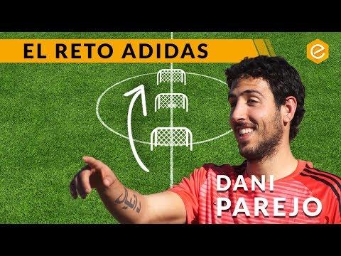 RETO de PUNTERÍA con Dani Parejo