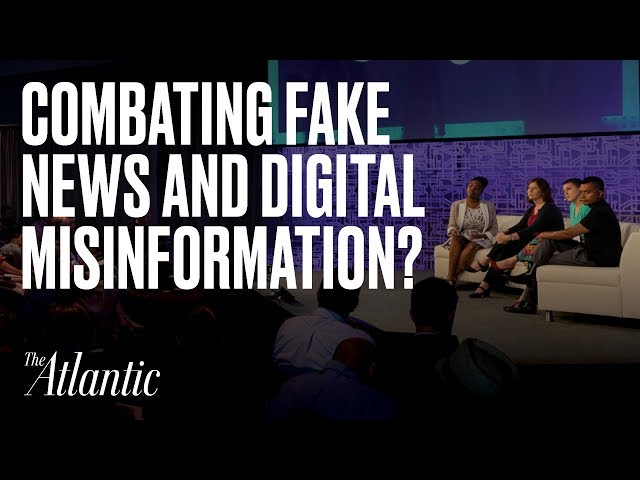 How can we combat fake news and digital misinformation?