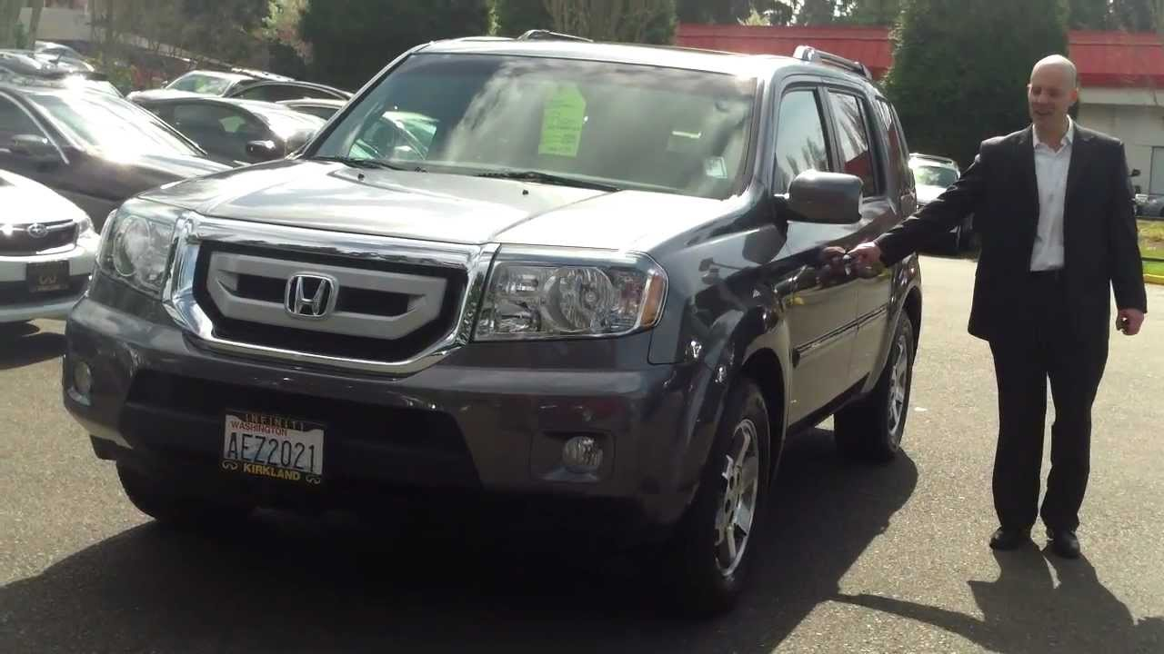 2011 Honda Pilot 4WD Touring Review   In 3 Minutes Youu0027ll Be An Expert On  The 2011 Honda Pilot