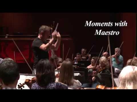 SA Symphony Sebastian Lang-Lessing on Brahms Piano Concerto No. 2