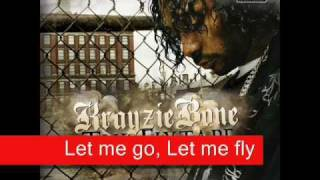 Krayzie Bone - Let me go, Let me fly FULL (Fixtape Volume 2)
