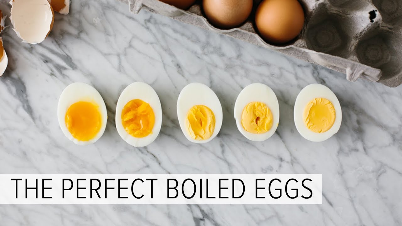 Perfect Soft Boiled and Hard Boiled Eggs (Every Time) - Downshiftology