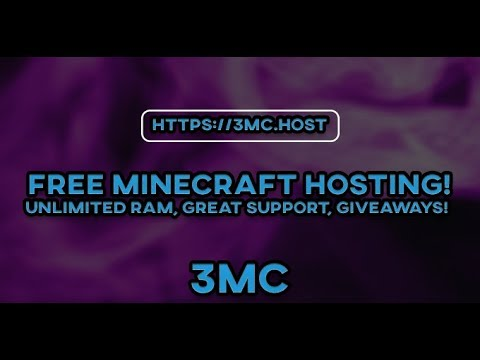Free Minecraft Server Hosting 2019 247 Unlimited Ram 3mc Fast Free 2 Minecraft Servers