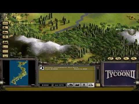 Railroad Tycoon 2 Platinum - 14 - Classic Campaign: The Samurai Rides an Iron Horse