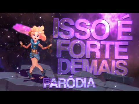 ISSO É FORTE DEMAIS! (ZOE) - PARODIA DE HAVANA - CAMILA CABELLO