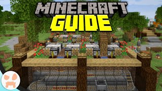 Automatic Melon Farm! | Minecraft Guide Episode 40 (Minecraft 1.15.2 Lets Play)