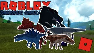 Roblox Dinosaur Simulator - How To Play As Unreleased Dinos/Skins Early And For Free!