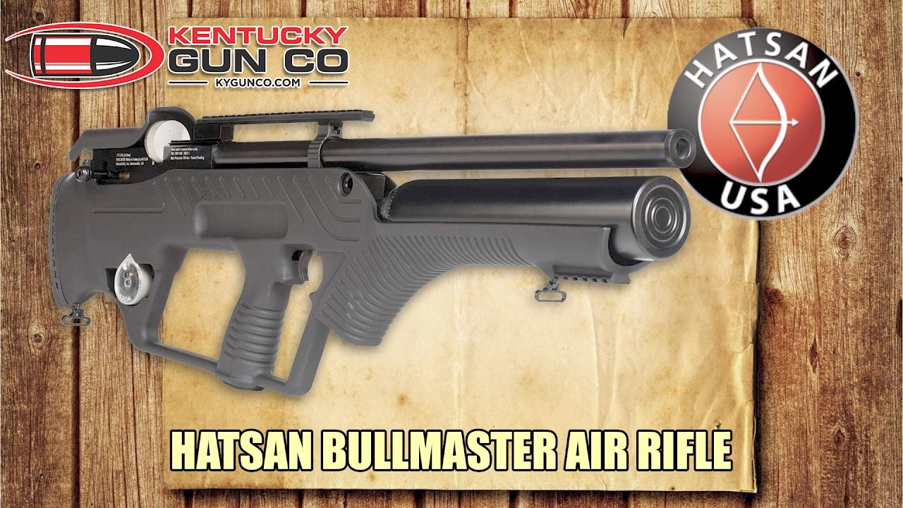 Hatsan Bullmaster Air Rifle