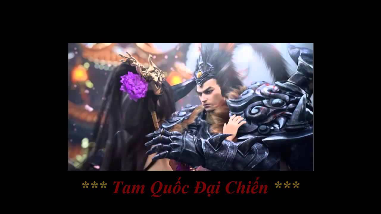 TQC Ngũ Hổ Tướng - Trailer 3K Ngũ Hổ Tướng
