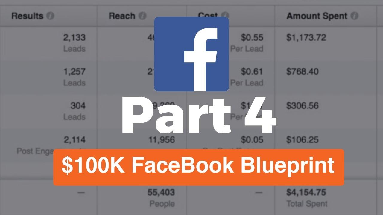Part 4 100k facebook ads blueprint the 100k strategy youtube part 4 100k facebook ads blueprint the 100k strategy malvernweather Images