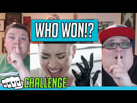 THE TIE-BREAKER!! TRY NOT TO SING CHALLENGE!! 🔥
