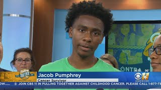CBS 11 News Is Pulling Together For Donations For Teen Cancer Survivor