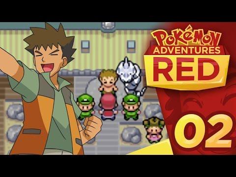 Pokemon Adventures: Red Chapter - Part 2 - Brock's Tournament!