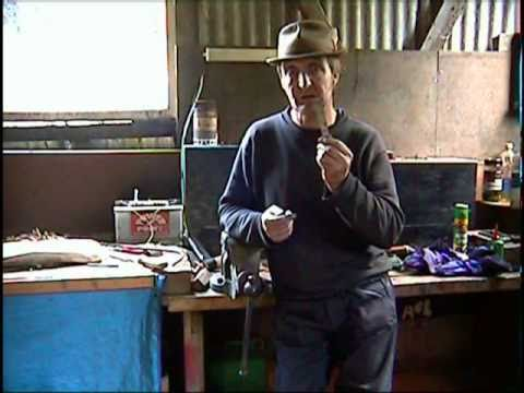 Tempering spring steel, blacksmithing, bushcraft, forge.