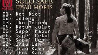 SOLO SAPE' - UYAU MORIS (Full Album) Instrumental For Meditation