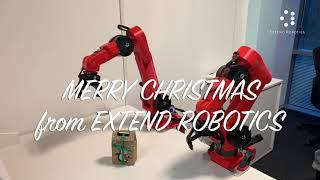 Merry Christmas from Extend Robotics