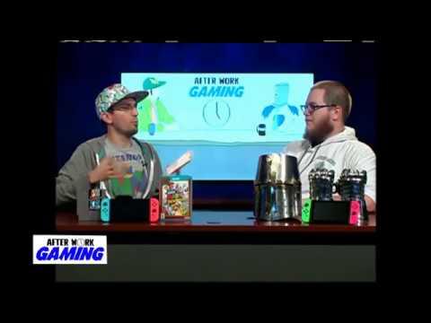 After Work Gaming - Episode #1 - Evolution Of Super Mario