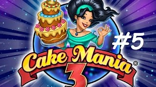 Cake Mania 3 - Cake Fu, Day 1 - 7 (#5) (Let