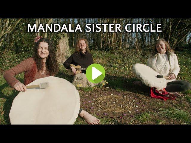 Mandala Sister Circle for International Women's Day Celebration