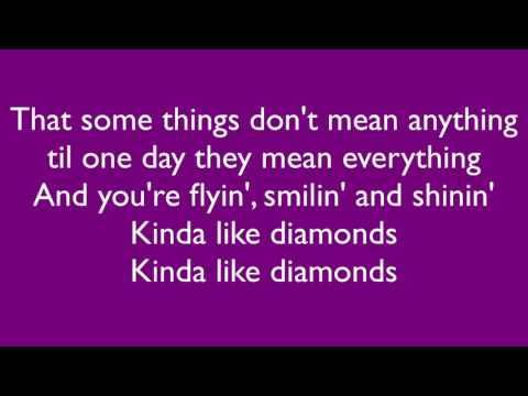Diamonds Lyrics by RaeLynn