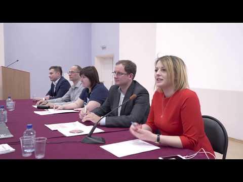 Конференция участников конгресса переработчиков пластмасс на Климовском трубном заводе