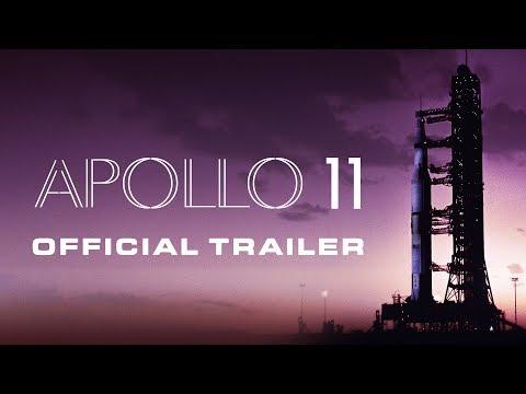 Apollo 11 trailers